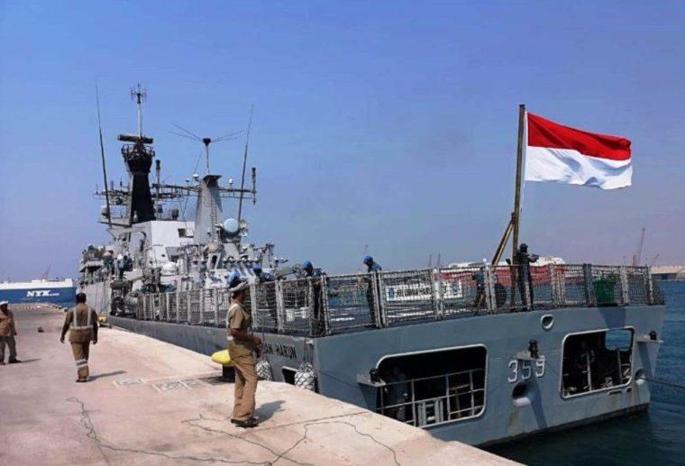 Memberikan Rasa Aman bagi Seluruh Masyarakat Indonesia