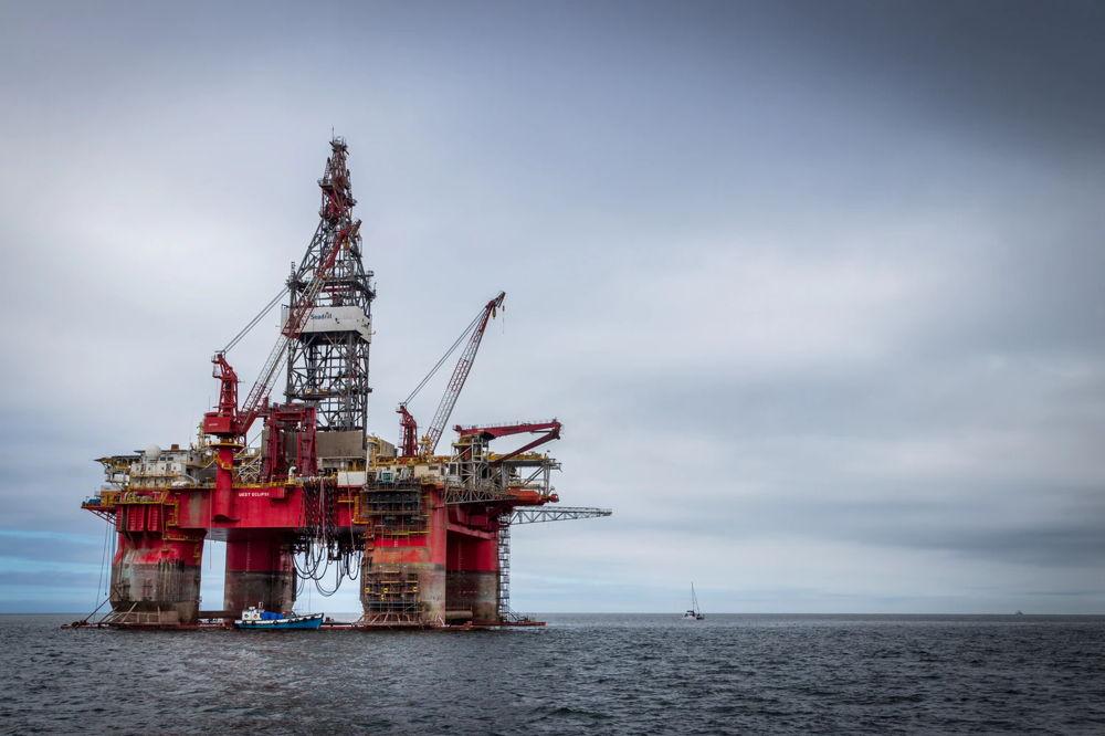 tambang minyak
