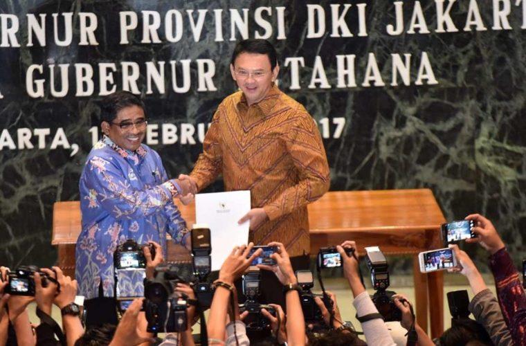 Tugas Gubernur Sebagai Wakil Pemerintah Pusat