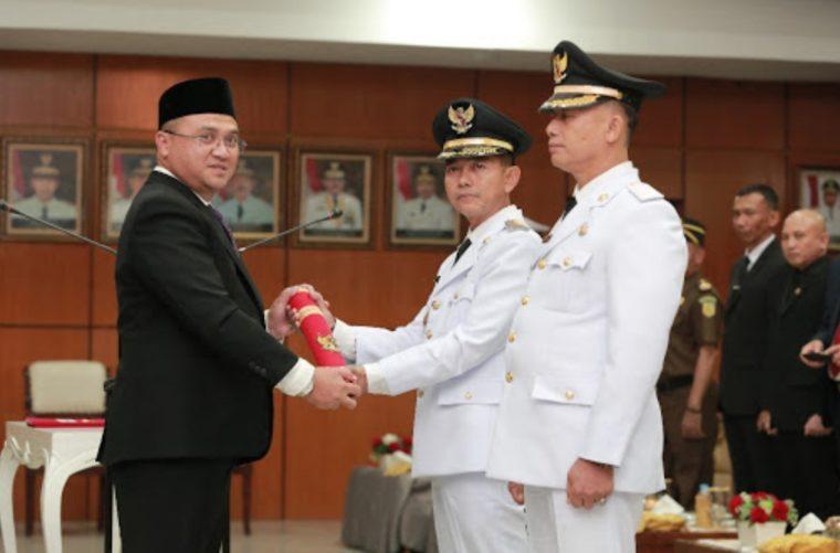 Wewenang Gubernur Sebagai Wakil Pemerintah Pusat