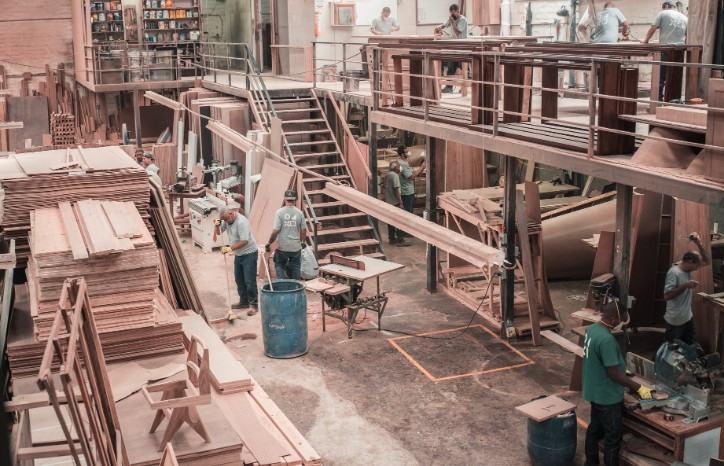 gambar produksi massal