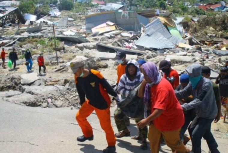 Contoh Paragraf Induktif Tentang Bencana Alam