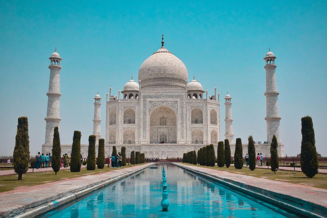 Contoh-Arsitektur-Islam-Taj-Mahal
