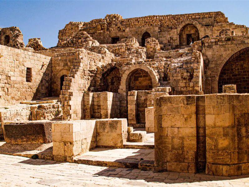 Contoh-Arsitektur-Islam-The-Cidatel