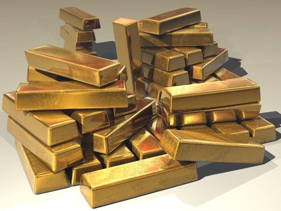 potensi sumber daya tambang emas