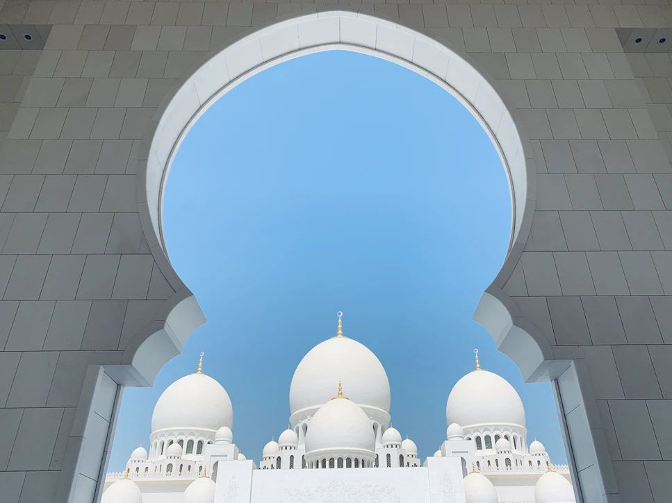 Prinsip-Arsitektur-Islam