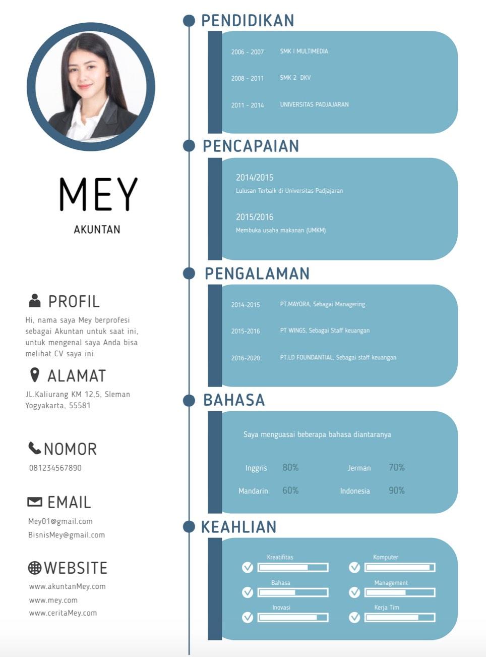 contoh-resume-pada-perbedaan-cv-dan-resume