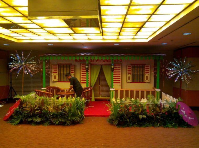 Rumah Adat Betawi Joglo