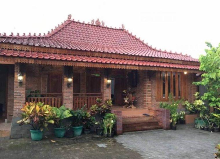 Rumah Adat Jawa Tengah Limasan