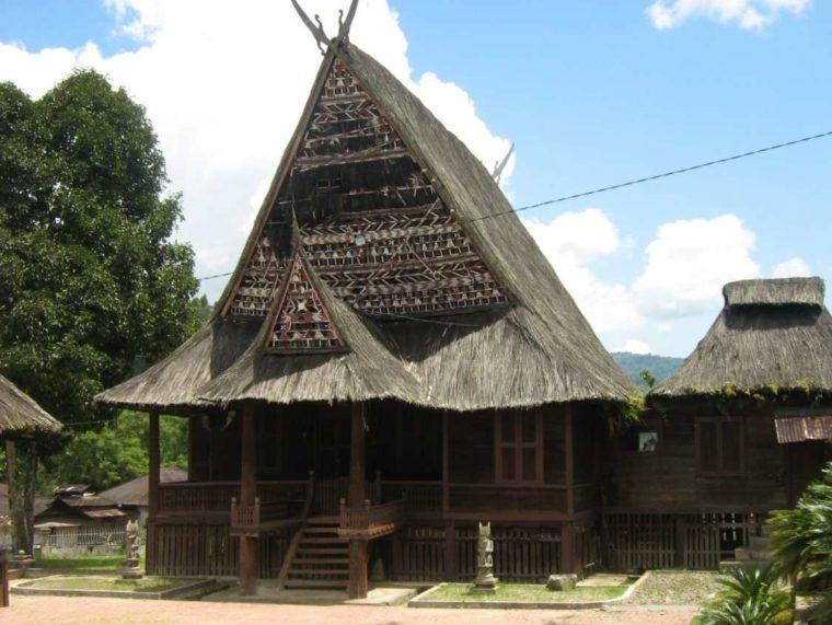 Rumah Adat Sumatera Utara Mandailing