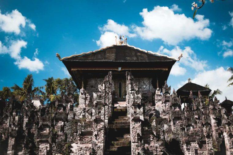 Unsur Penting Desain Rumah Adat Bali