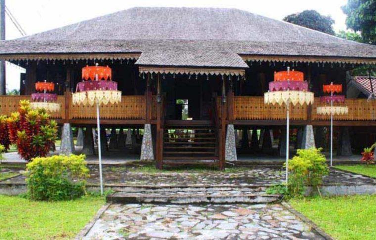 Arsitektur Rumah Adat Bangka Belitung