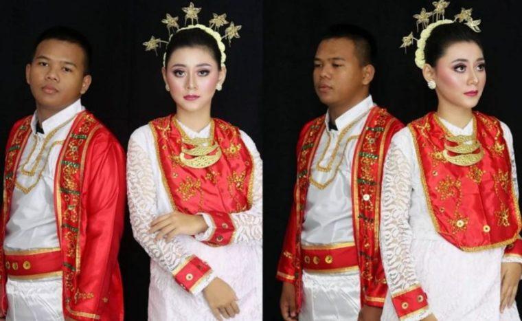 Baju Adat Cele Pria Maluku