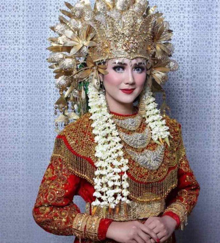 Baju Kurung Tanggung Wanita Jambi