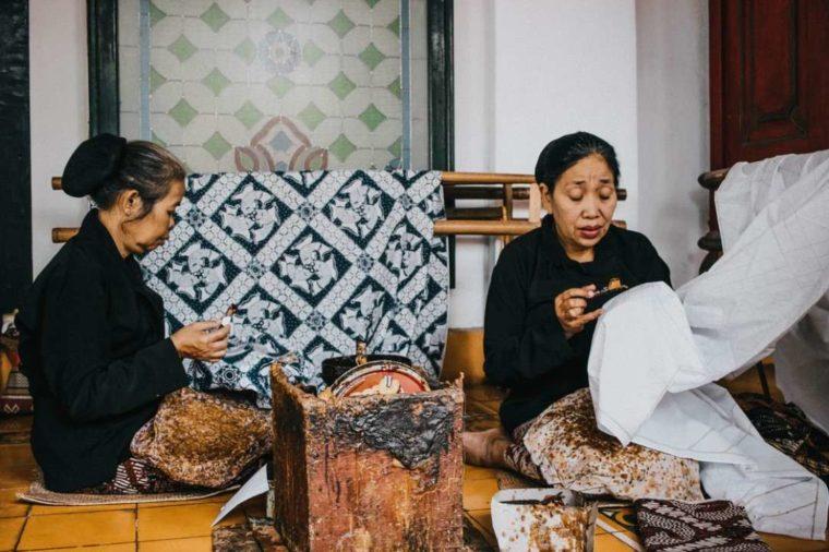 Batik Jawa Tengah