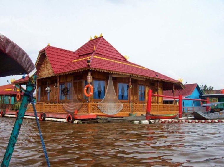 Ciri Khas Rumah Adat Bangka Belitung