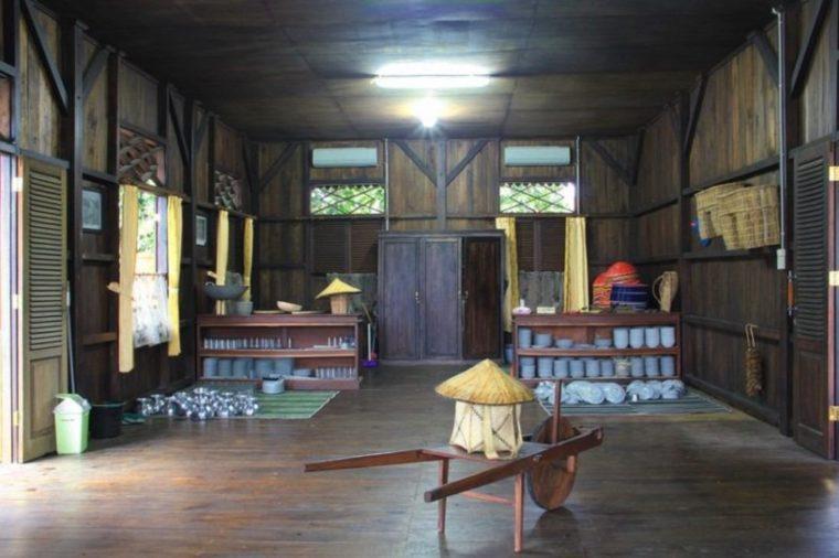 Fungsi Rumah Adat Bangka Belitung