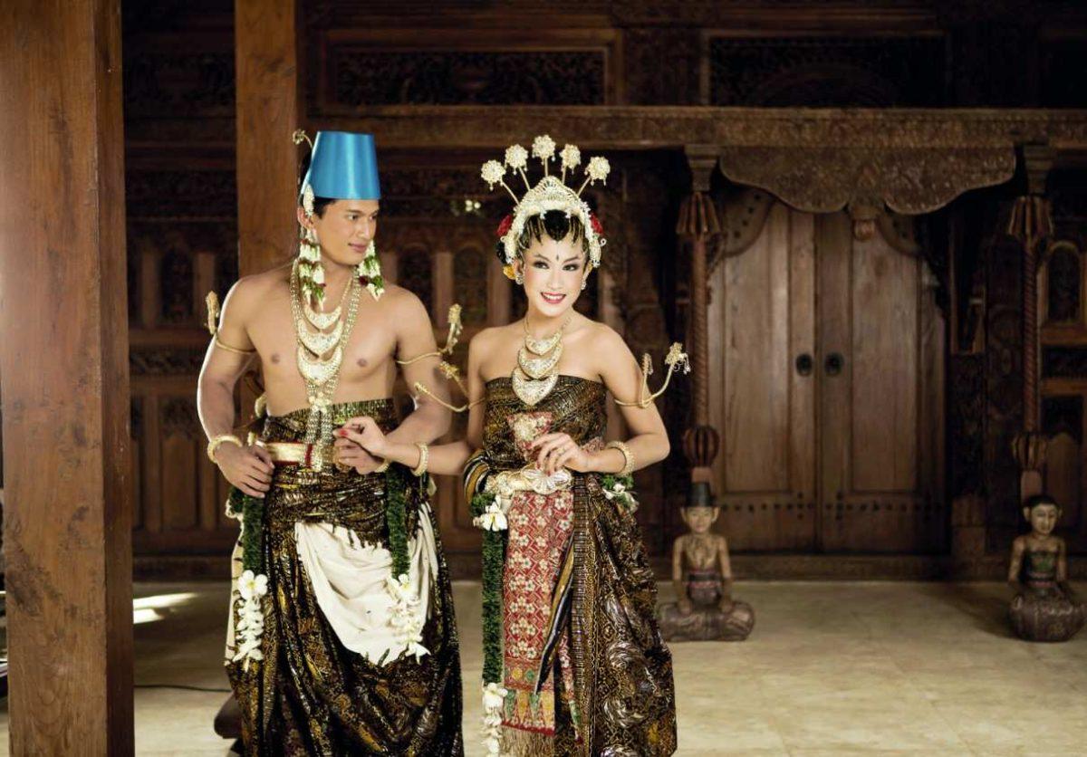 Gambar Thumbnail Pakaian Adat Yogyakarta