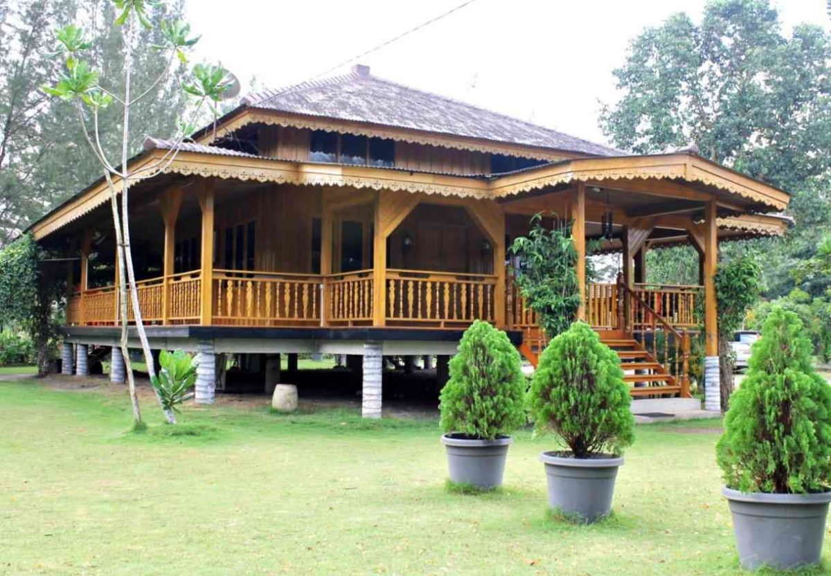 Gambar Thumbnail Rumah Adat Bangka Belitung