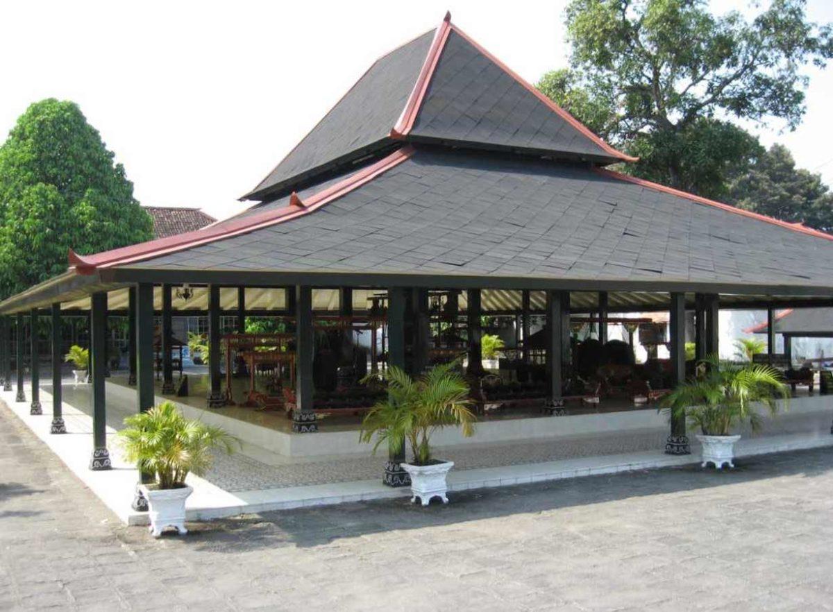 Gambar Thumbnail Rumah Adat Yogyakarta