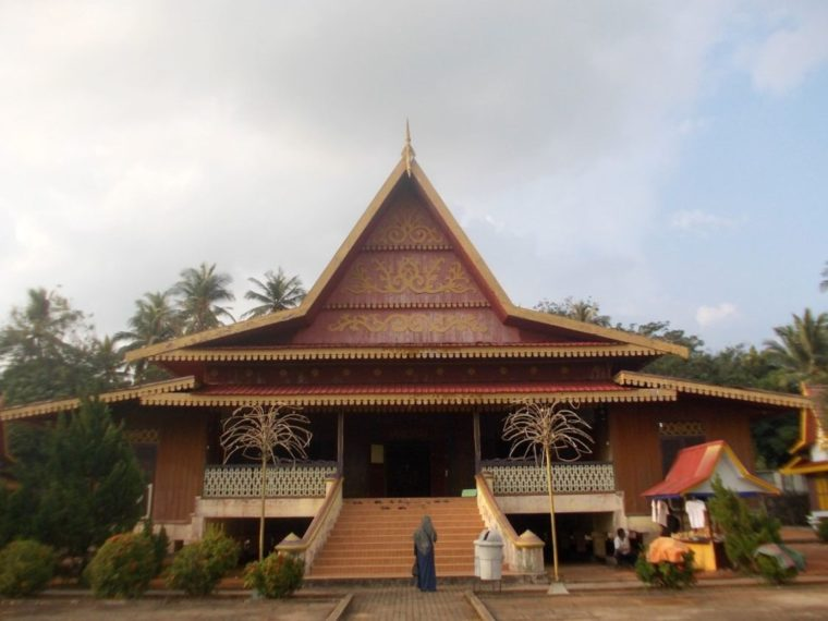 Nilai Filosofi Rumah Adat Kepulauan Riau