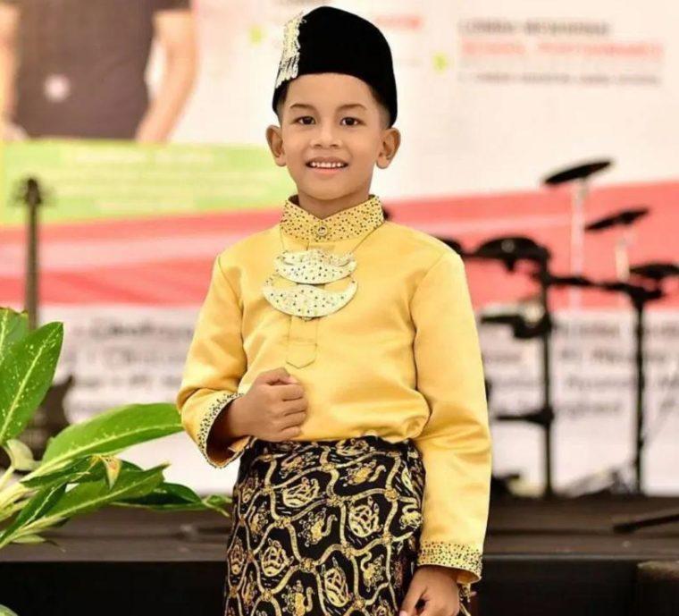 Pakaian Adat Anak-Anak Jambi