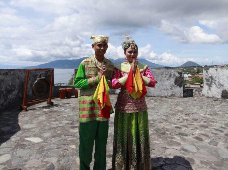 Pakaian Adat Maluku Kimun Gia