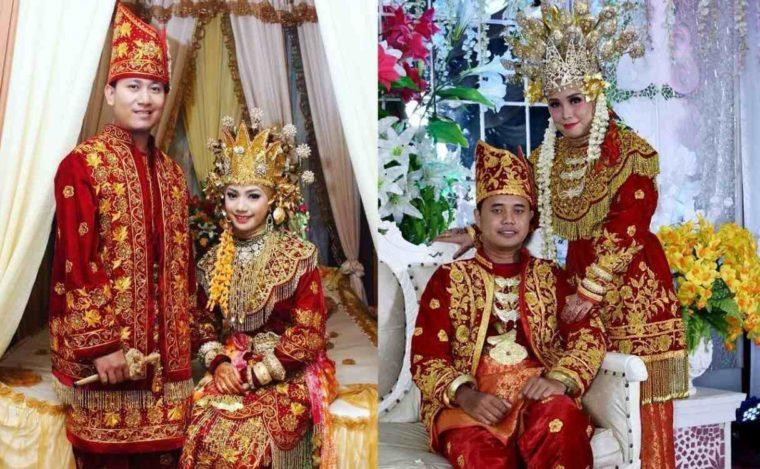 Pakaian Adat Pernikahan Jambi