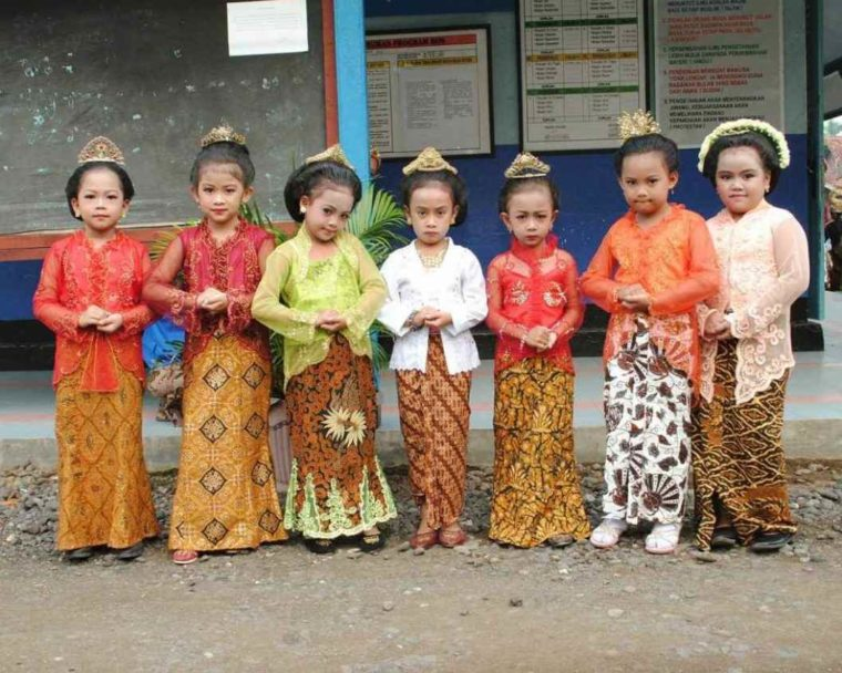 Pakaian Adat Yogyakarta Sabukwala Padintenan