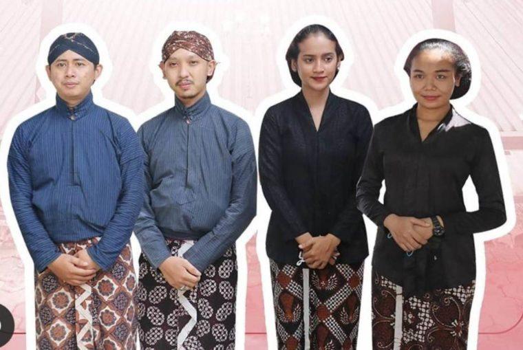 Pakaian Adat Yogyakarta Sikep Alit