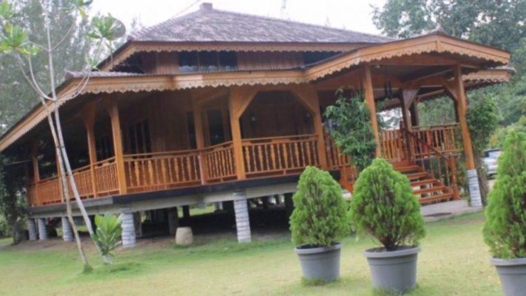 Rumah Adat Bangka Belitung Limas