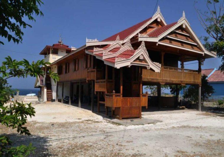 Rumah Adat Gorontalo Gobel