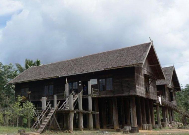 Rumah Adat Kalimantan Timur Betang