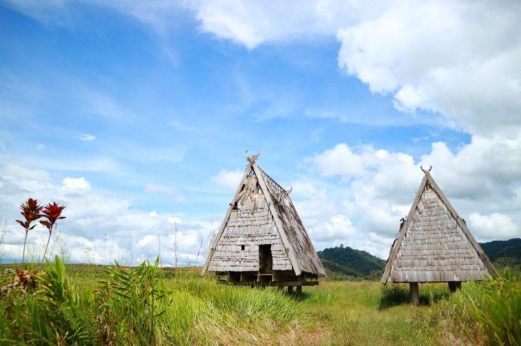 Rumah Adat Sulawesi Tengah Tambi