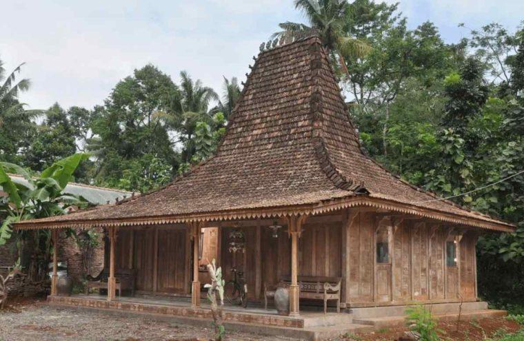 Rumah Adat Yogyakarta Joglo