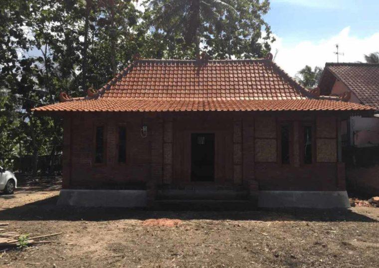 Rumah Adat Yogyakarta Limasan