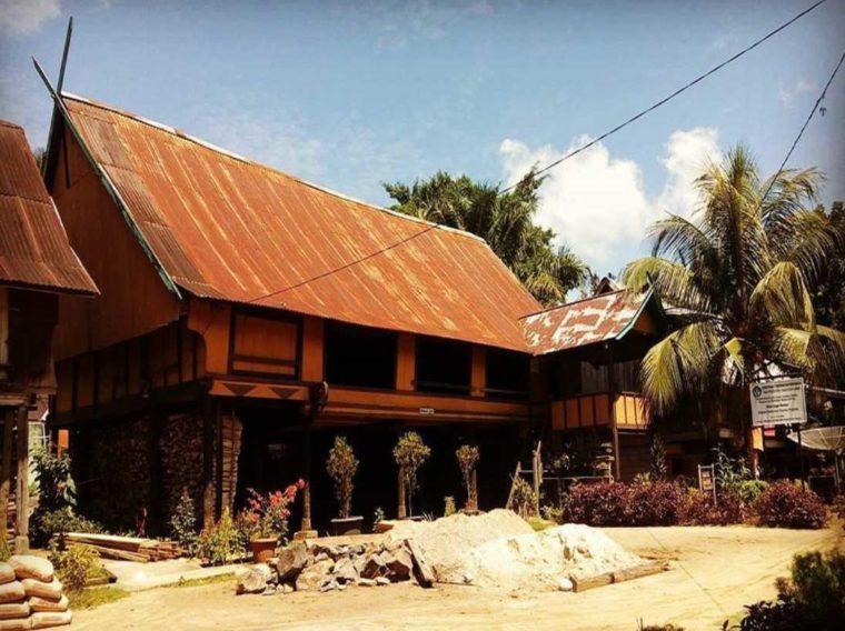 Rumah Tuo Rantau Panjang