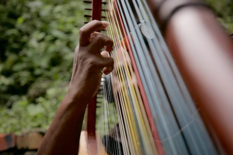 Fungsi Alat Musik Harmonis