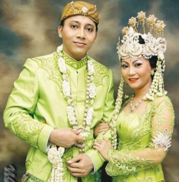 Pakaian Adat Banten Pengantin