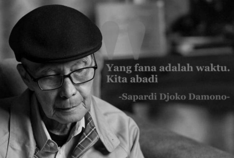 Contoh Teks Biografi Sapardi Djoko Damono