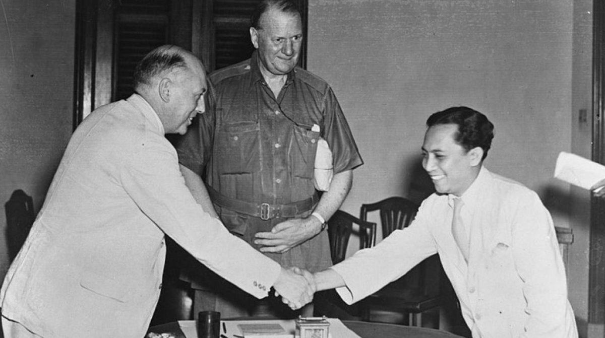 Gambar Thumbnail Perjanjian Linggarjati
