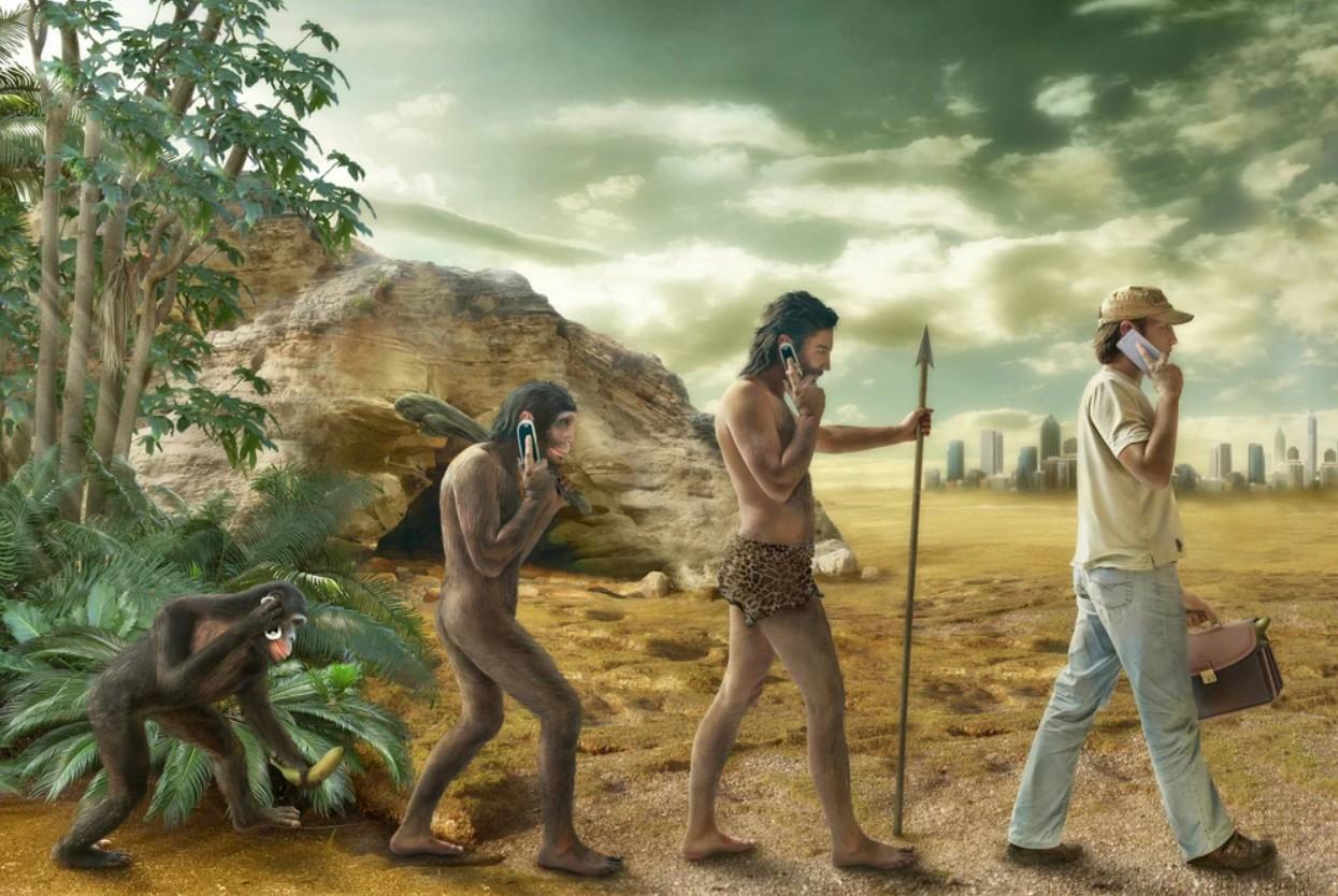 Gambar Thumbnail Evolusi