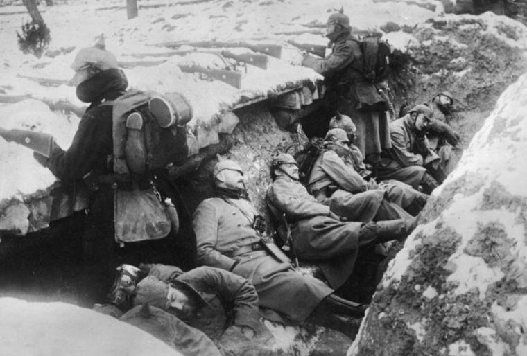 Berakhirnya Perang Dunia I