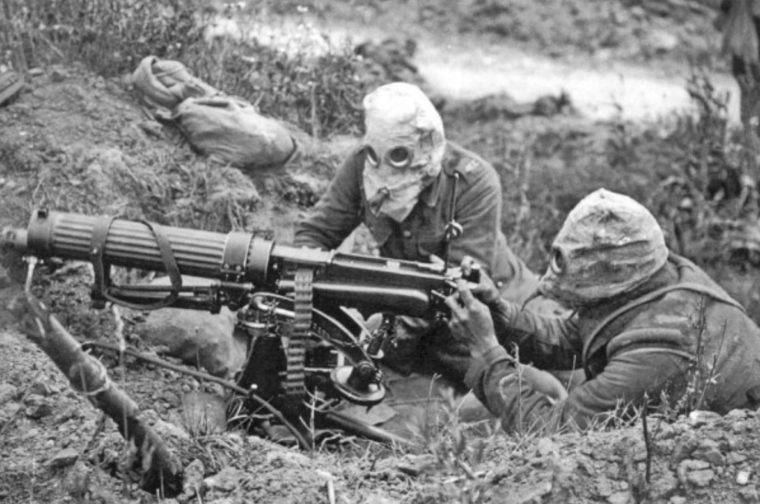 Jalannya Perang Dunia I