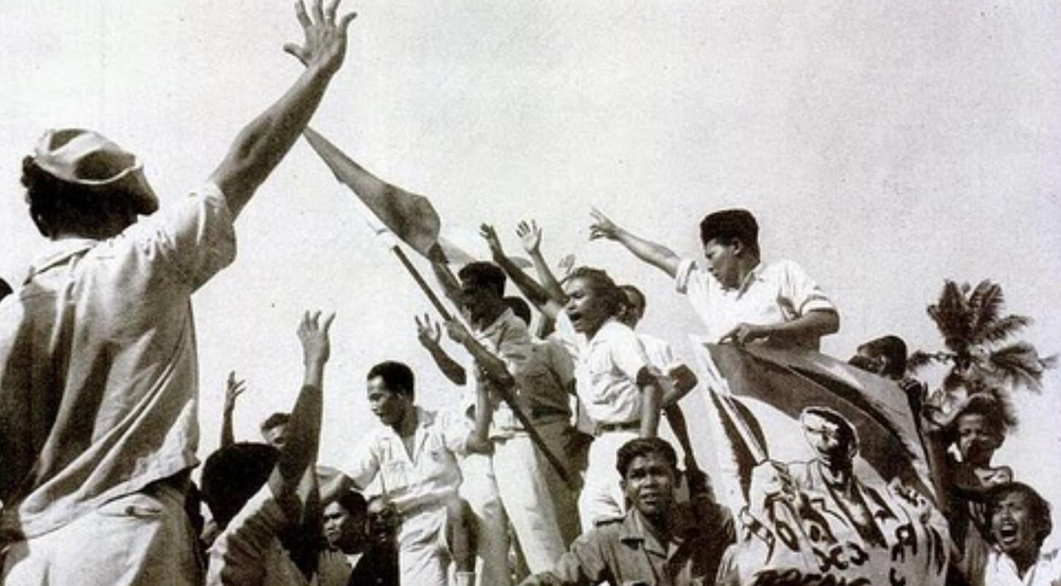 Gambar Thumbnail Perjuangan Mempertahankan Kemerdekaan Indonesia