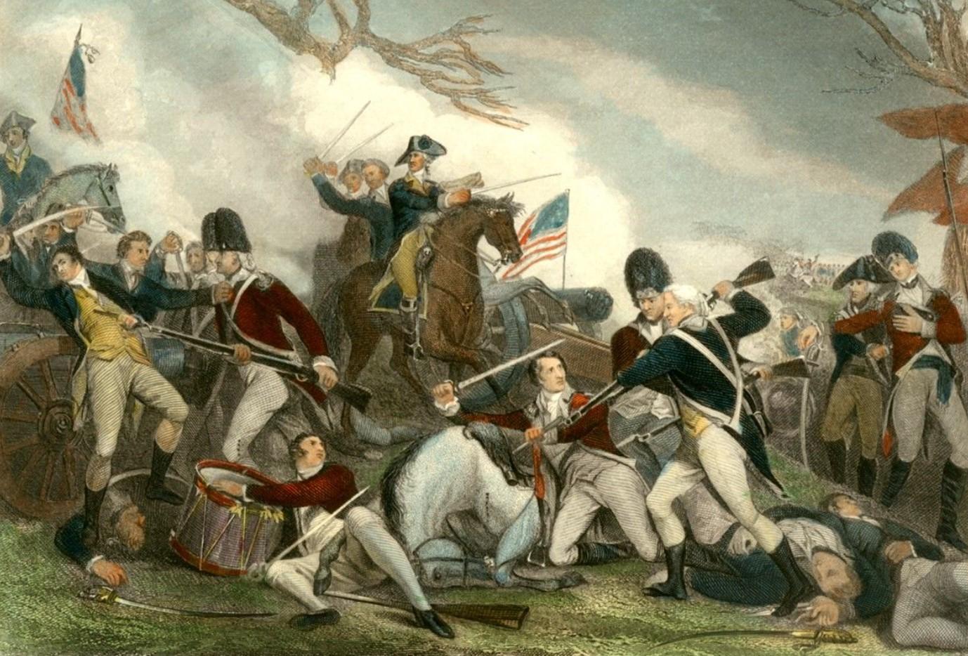 Gambar Thumbnail Revolusi Amerika