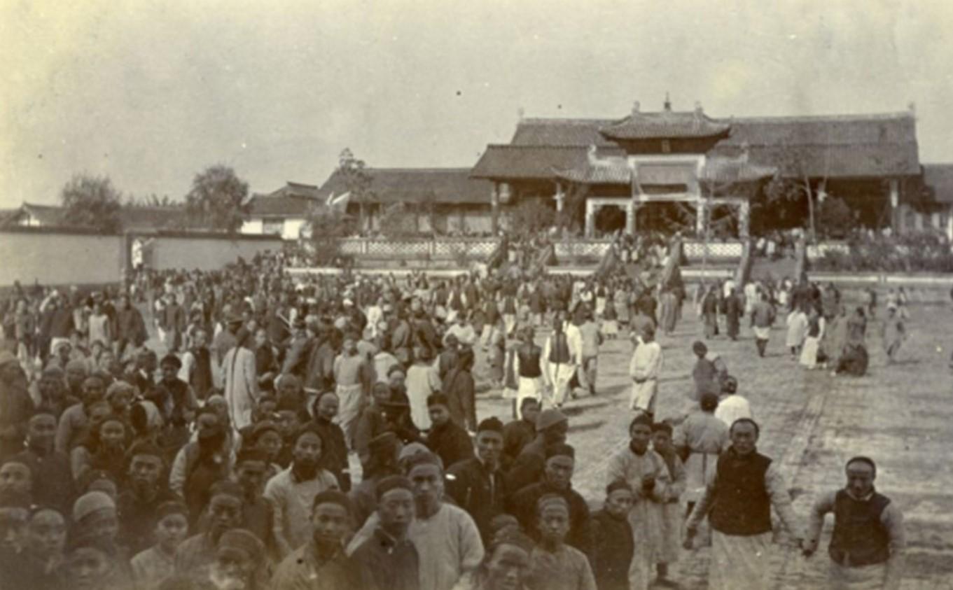 Gambar Thumbnail Revolusi Cina